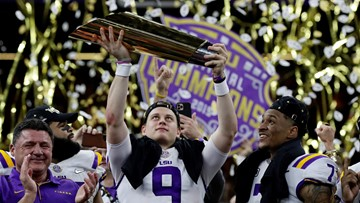 Joe Burrow: Odell Beckham Jr. handed out real cash to LSU players following National Championship win