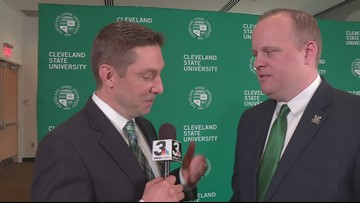 Al Pawlowski goes 1-on-1 with new Cleveland State athletic director Scott Garrett