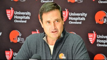Mike Priefer bet on himself by taking job with Browns