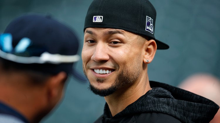 Carlos Gonzalez On Signing With Indians I Really Want To