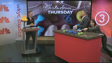 Throwdown Thursday: Betsy and Jay put their fitness knowledge to the test