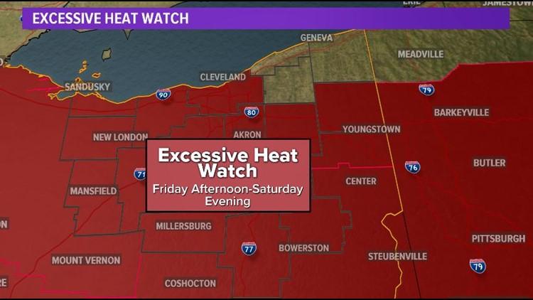 Excessive Heat Watch