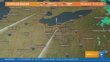Late morning Northeast Ohio weather forecast for Aug. 19, 2019
