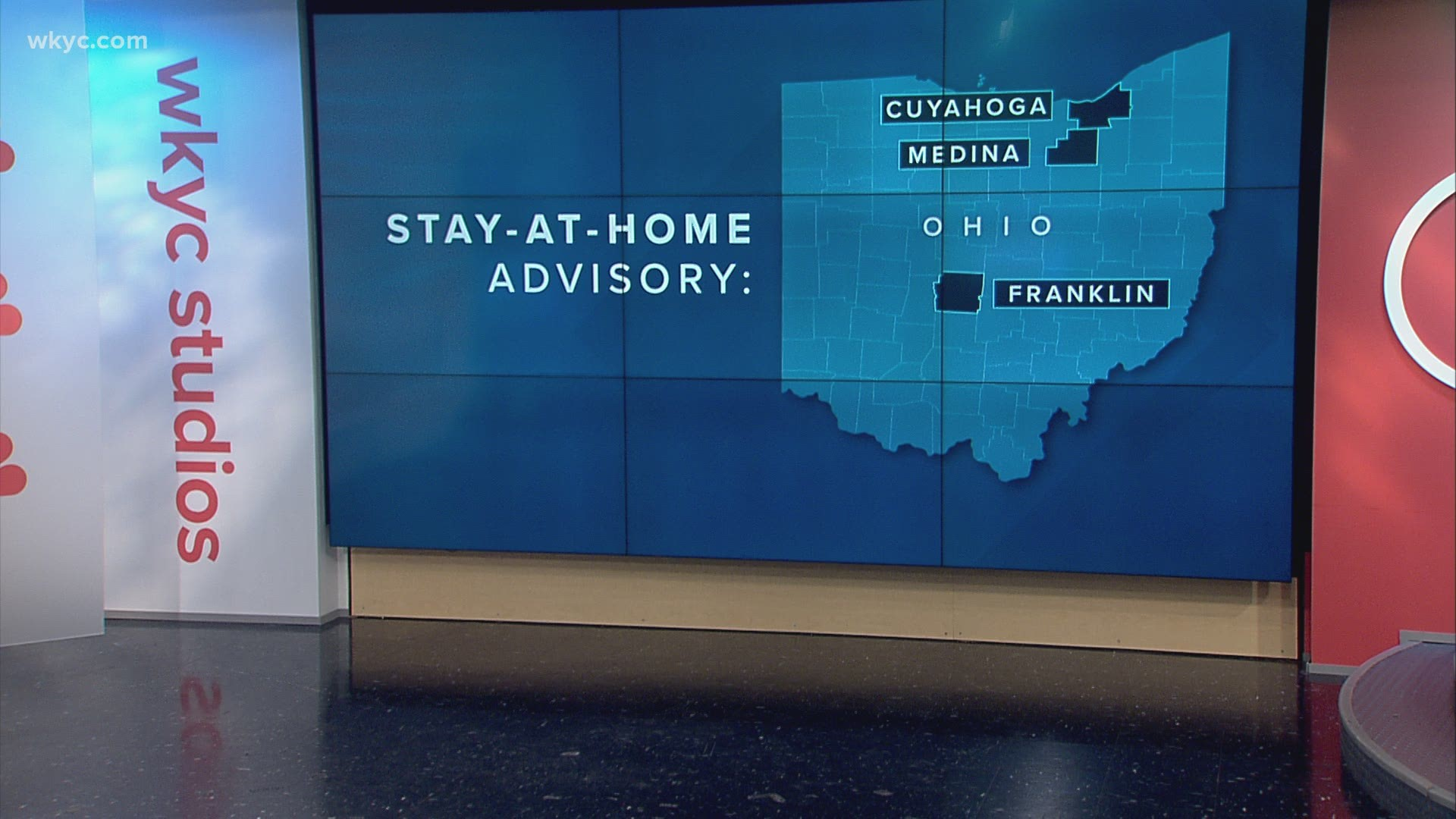 How Does Ohio S Covid 19 Curfew Work Gov Mike Dewine S Order Wkyc Com