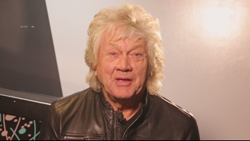 John Lodge of The Moody Blues reflects on Rock Hall induction, his influences, and solo tour