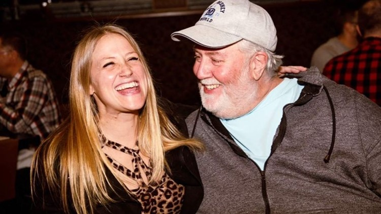 Comedian Mary Santora reflects on the loss of her dad Tony: Faces of COVID