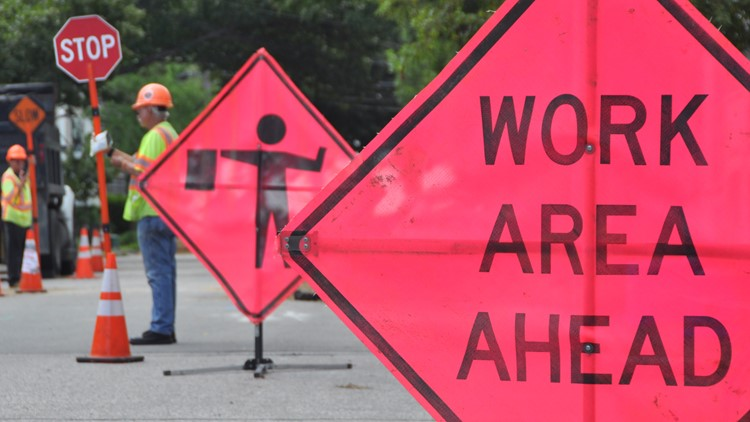 ODOT plans busy road construction season: Here's where you can expect to see orange barrels