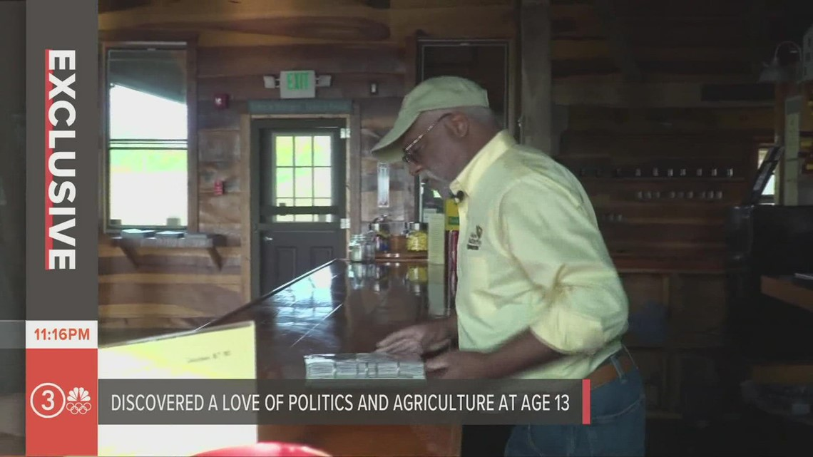 Exclusive: Michael R. White is at home on the farm, but still feels connected to Cleveland