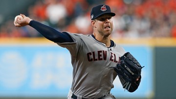 Reports: Indians discussing three-team trade with Padres, Reds for Corey Kluber