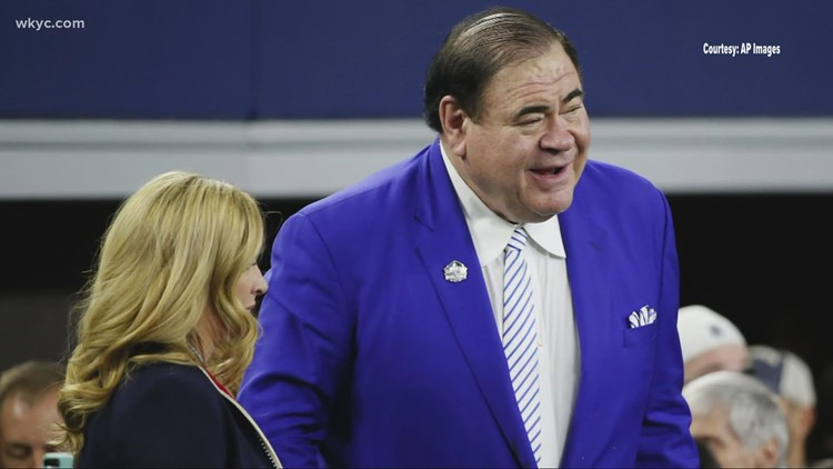 Pro Football Hall of Fame president David Baker retires after 7 1/2 years in position