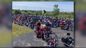 Lake Erie Harley-Davidson group in Avon hosts 24th annual Fairview Hospital toy run