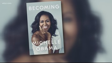 Michelle Obama to bring book tour to Cleveland in March
