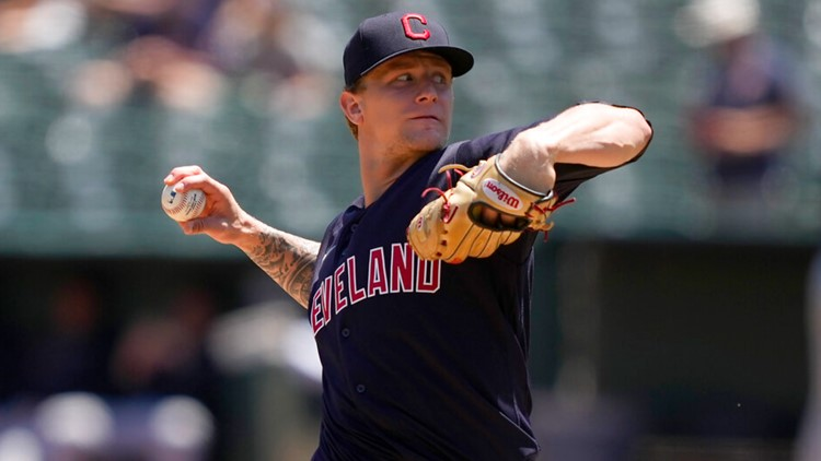 Did you know Cleveland Indians pitcher Zach Plesac has a twin brother? 'Beyond the Dugout' interview with 3News' Dave Chudowsky