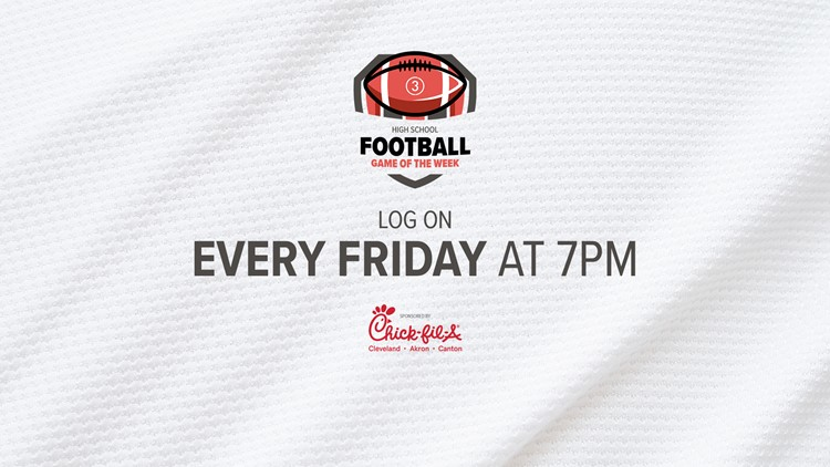 VOTE NOW: WKYC.com's latest High School Football Game of the Week poll features 3 marquee matchups