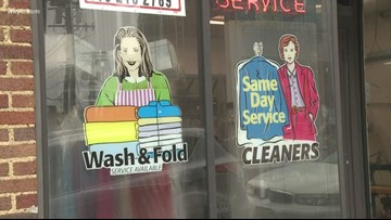 The dangers behind dry cleaning
