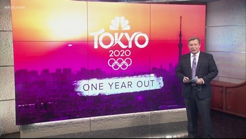 One year out: Jim Donovan's look ahead to the 2020 Tokyo Olympics