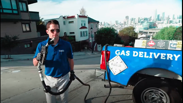 Imagine being able to avoid pumping gas ever again? And we're not talking about electric cars!
