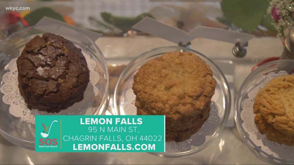 Lemon Falls Cafe in Chagrin Falls: 'Save Our Sauce' campaign