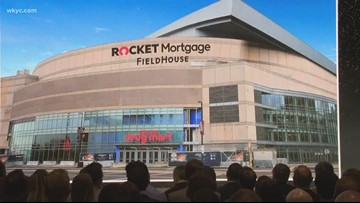 Jim Donovan talks with Kevin Kleps of Crain's Cleveland Business about Rocket Mortgage FieldHouse
