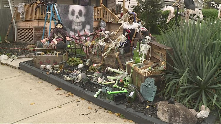 Lakewood's Cannon Avenue Halloween displays not a nightmare, but a sacred tradition