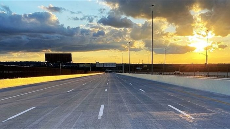 Traffic changes coming to I-480 Valley View Bridge as construction project continues