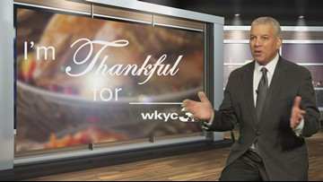 Why we're thankful: WKYC's Russ Mitchell