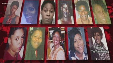 10-year anniversary vigil held to remember victims of Anthony Sowell on Imperial Avenue in Cleveland