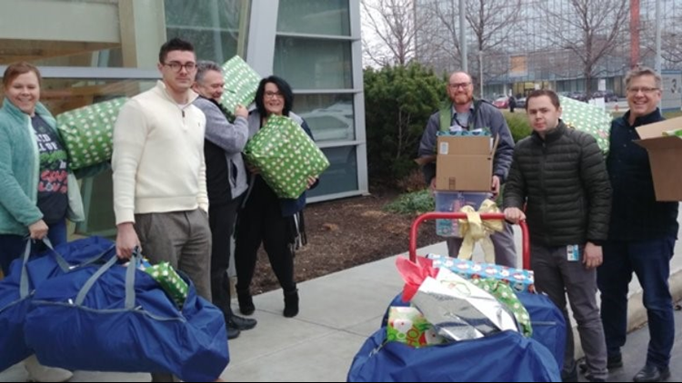 WKYC partners with Fostering Hope Ohio to bring Christmas to kids living in foster care