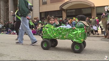 Northeast Ohio celebrates St. Patrick's Day