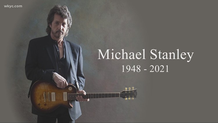 The death of a legend: Northeast Ohio says goodbye to Michael Stanley