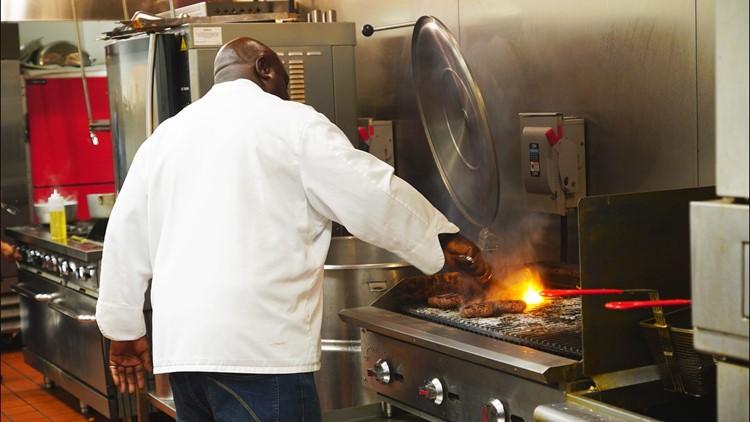 Gregory Bush, Chef at Edwins Butcher Shop