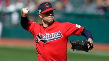Corey Kluber, Indians down Atlanta Braves 8-4 in opener of doubleheader