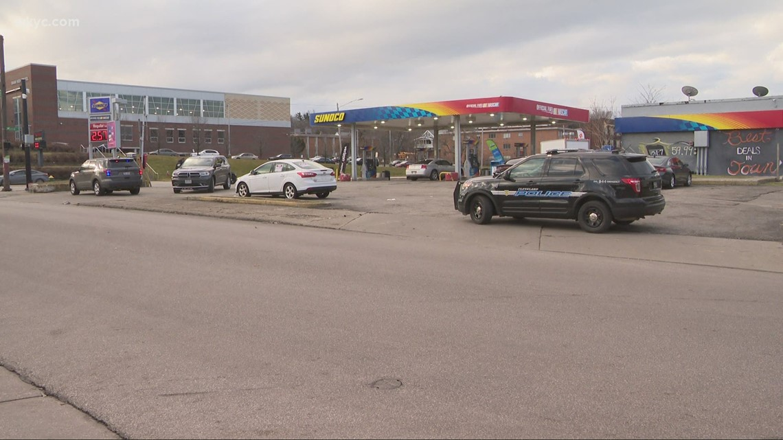 Police raid several Cuyahoga County gas stations