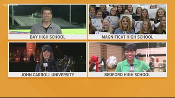 We go back to school! WKYC morning team returns to their Alma Maters
