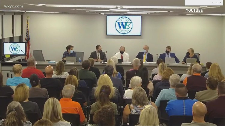 Willoughby Eastlake Schools board members vote to dismiss Willoughby Middle School principal