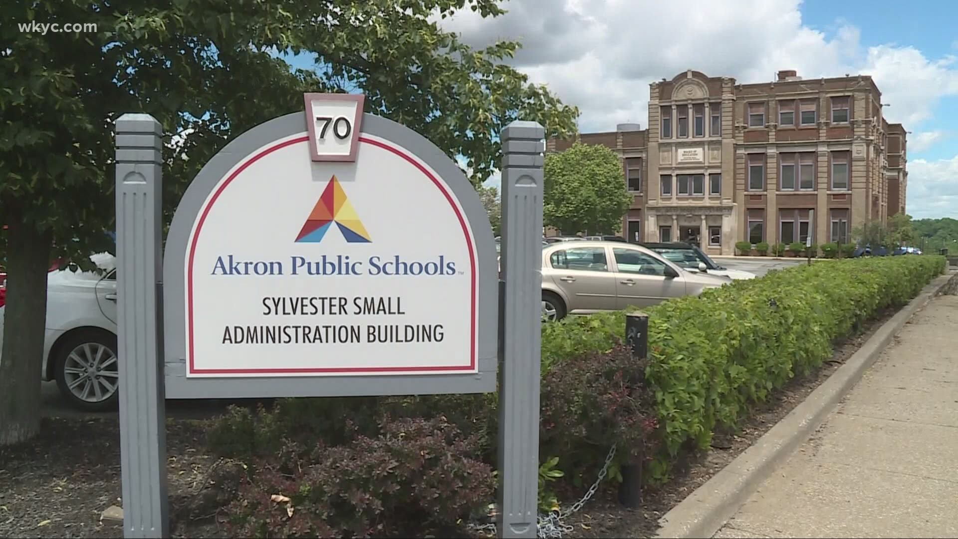 Akron Public Schools Calendar 2021 Akron Public Schools to stay remote for rest of calendar year