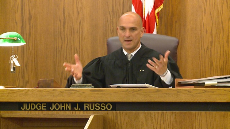 Cuyahoga County Judge John J. Russo considering Ohio Supreme Court run