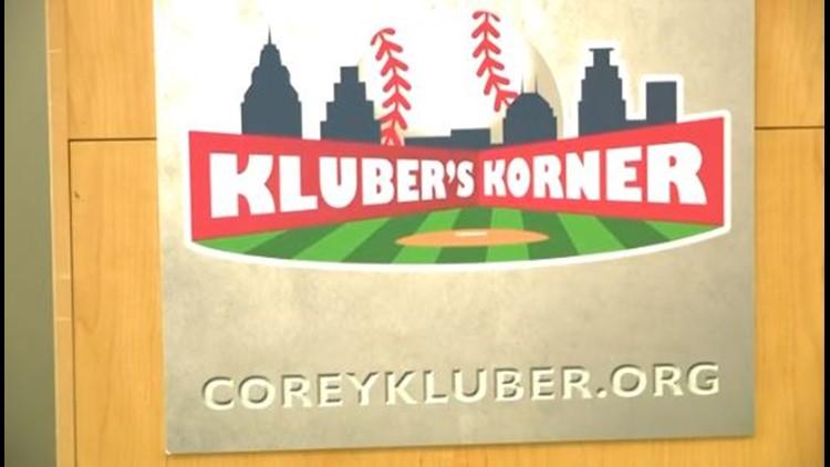 Kluber's Korner logo