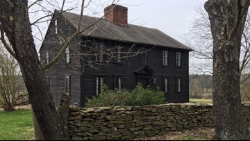 Historic house up for sale in Medina County