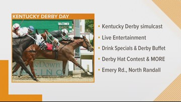 Kentucky Derby Party at JACK Thistledown Racino