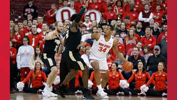 Balanced Ohio State Buckeyes topple Purdue, cling to NCAA hopes
