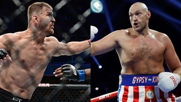 Challenge accepted. Tyson Fury open to crossover fight with Stipe Miocic…after Deontay Wilder rematch