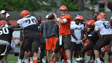 Watch: Cleveland Browns QB Garrett Gilbert tosses second TD pass against Indianapolis Colts
