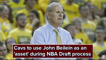 Cleveland Cavaliers to use John Beilein as an 'asset' during NBA Draft process