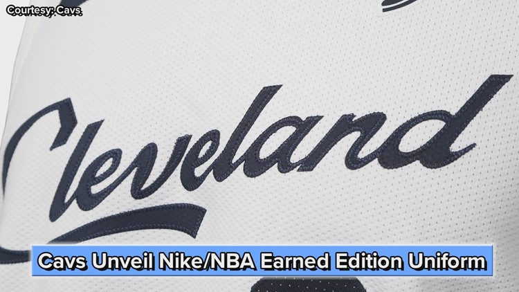 First look at Cleveland Cavaliers  new  Earned Edition  alternate ... ffaa12139