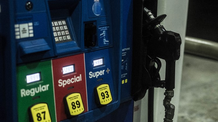 Gas prices on the rise in Ohio leading into the holidays, AAA says