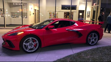 New 'Car of the Year' Corvette has Cleveland connection