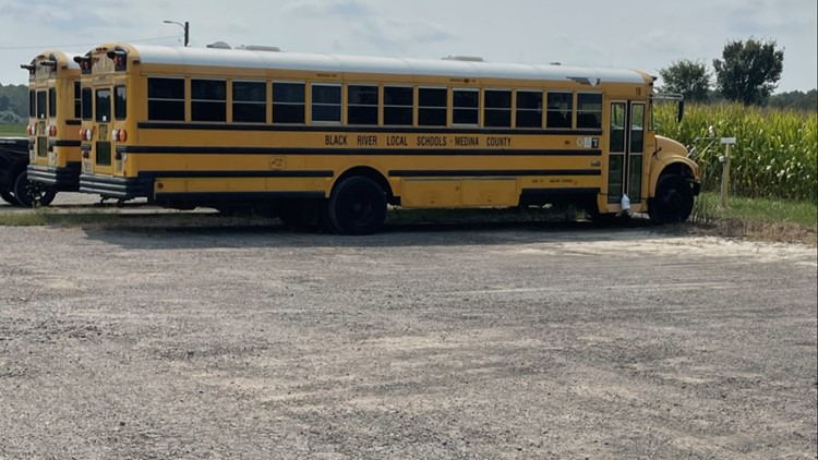 Nationwide bus driver shortage affecting Northeast Ohio school districts