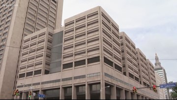 Inmates sue over conditions at Cuyahoga County Jail