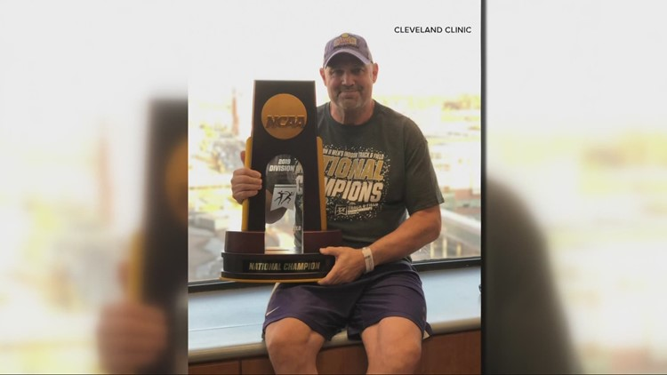 Four-time Olympian Jud Logan continues to inspire at Ashland University and beyond